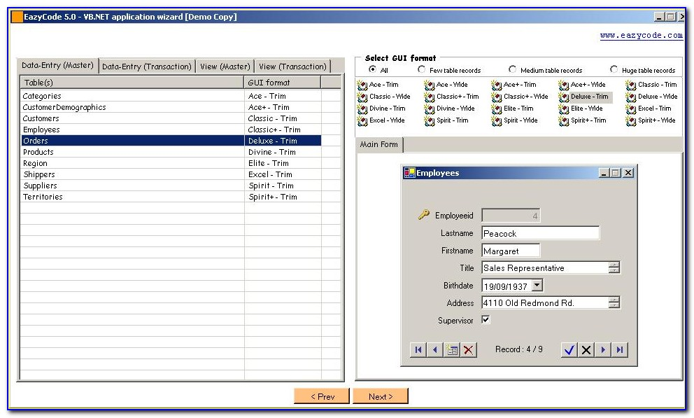 Franklin Covey Forms Wizard Software