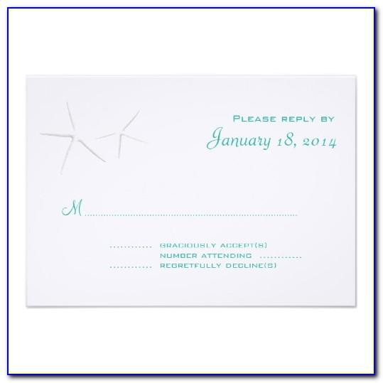 Free 3×5 Invitation Template