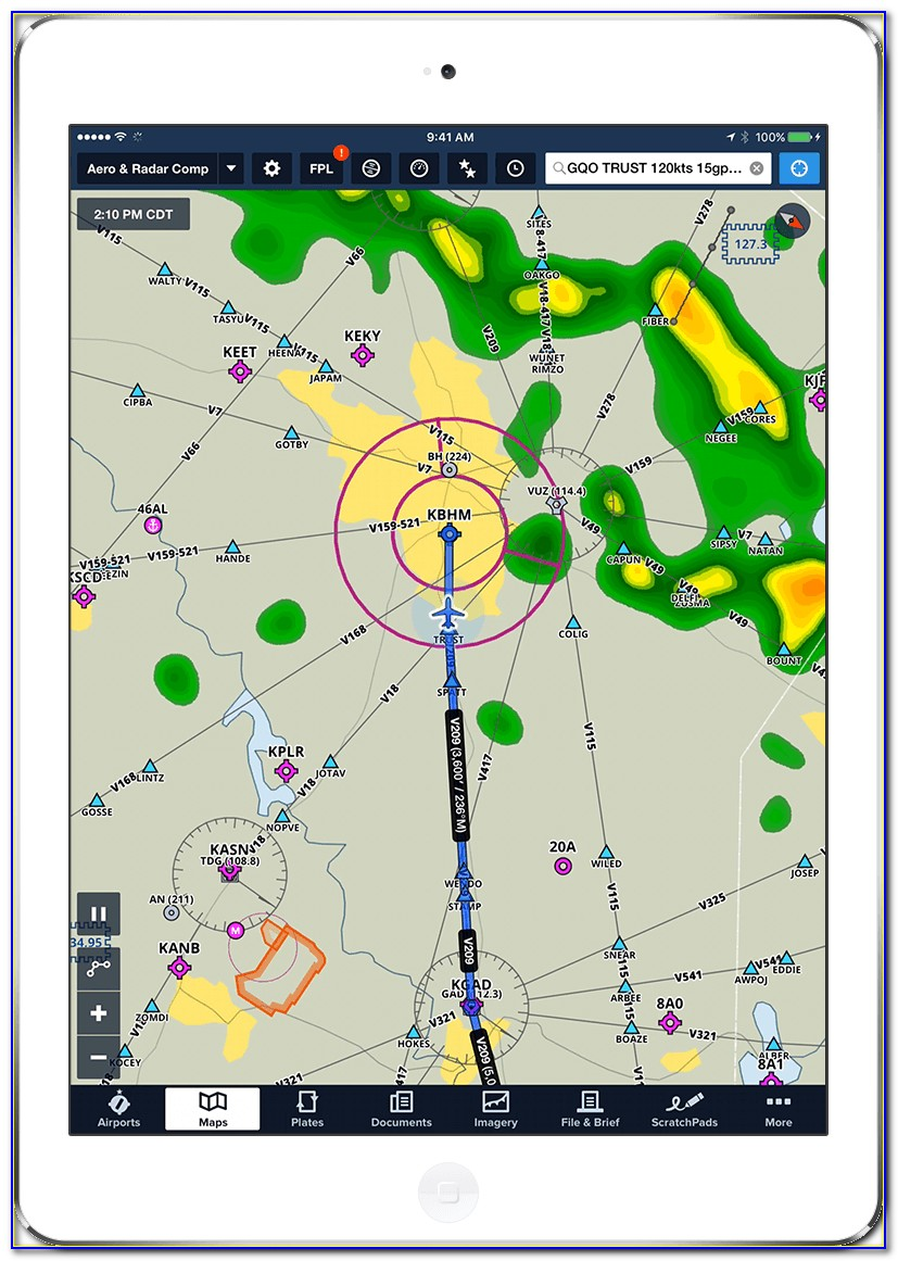Free Aviation Maps For Ipad