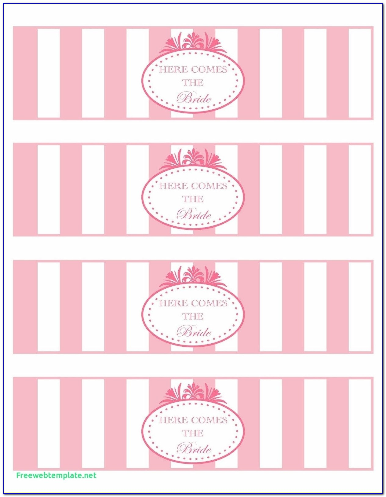 Baby Shower Water Bottle Labels Template New Sample Water Bottle Within Printable Water Bottle Labels Free Templates