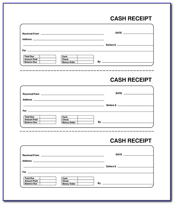 Free Blank Invoices Templates