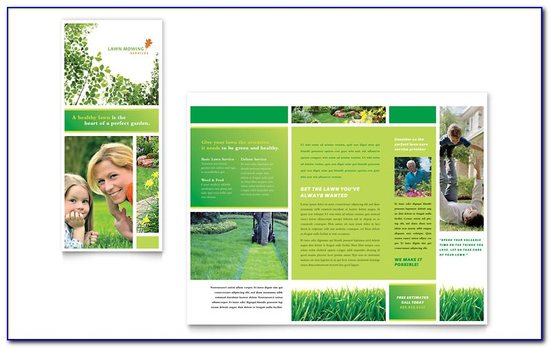 Free Brochure Templates For Microsoft Word Tri Fold