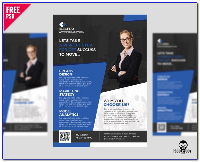 Free Business Event Flyer Templates