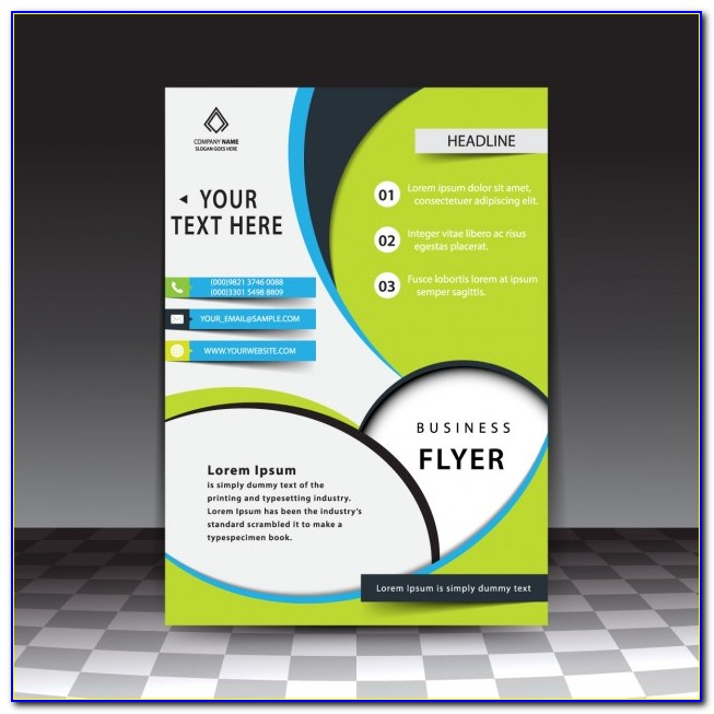 Free Business Flyer Templates Download