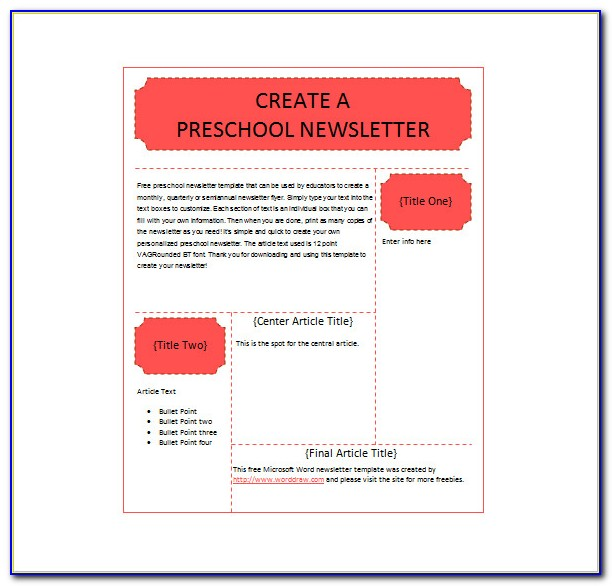 Free Childcare Observation Templates