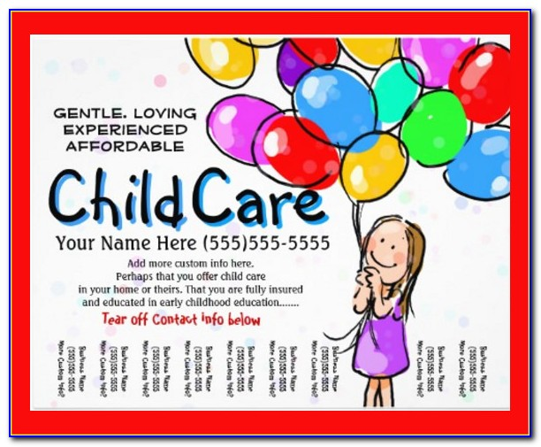 Free Childcare Powerpoint Templates