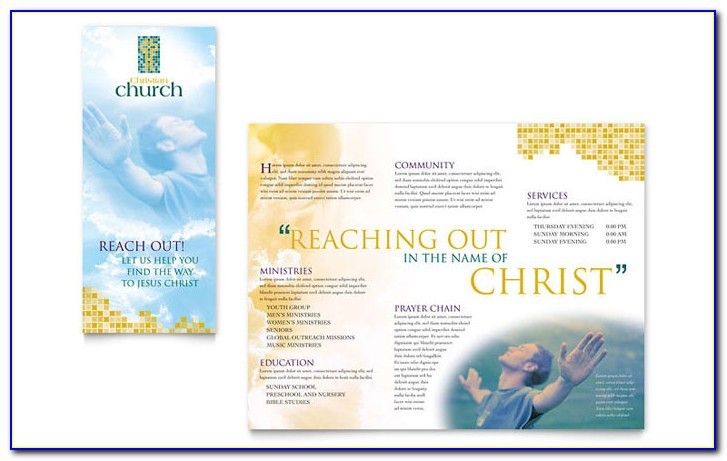 Free Christian Flyer Design Templates