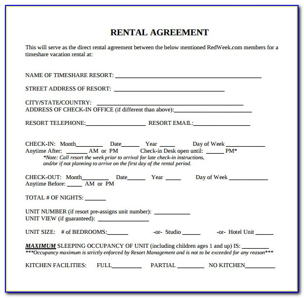 Free Commercial Lease Agreement Template Download Australia