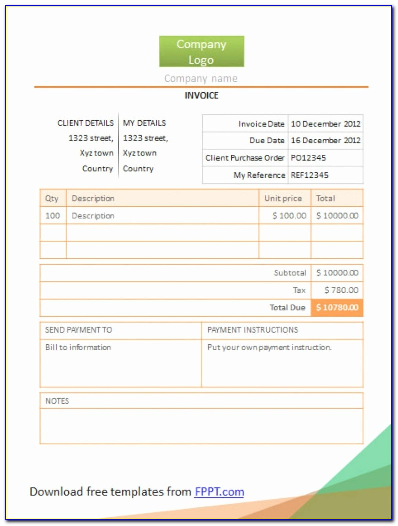 Online Invoices Free Download Creative Invoice Template Free Download Rabitah Net