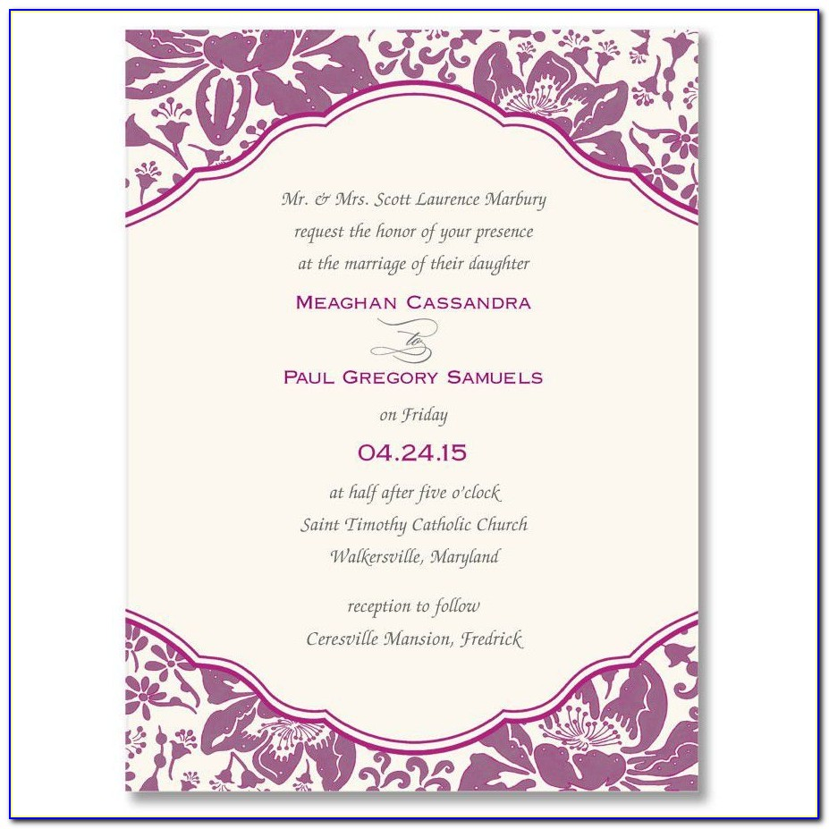 Free Engagement Party Invitations