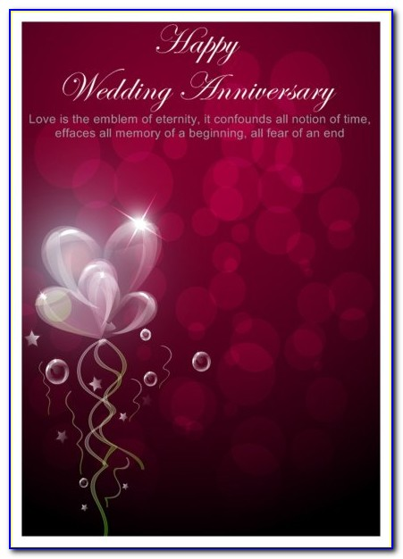 Free Funny Anniversary Card Templates
