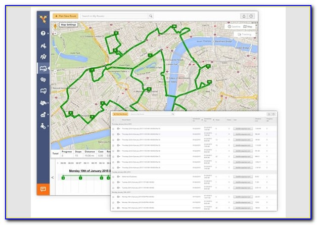 Free Map Routing Software For Deliveries