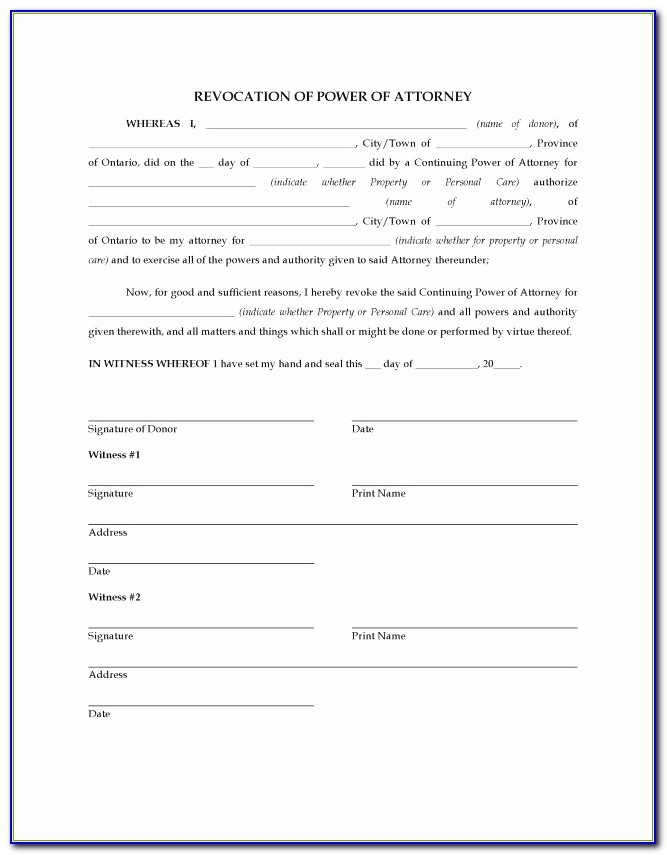 Free Nc Power Of Attorney Forms To Print Unique Power Attorney Letter Format
