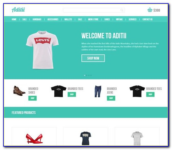 Free Php Website Templates Download