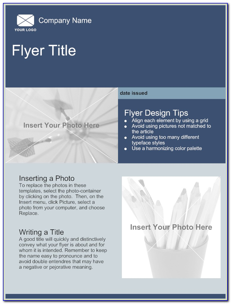 Free Printable Flyer Templates Uk