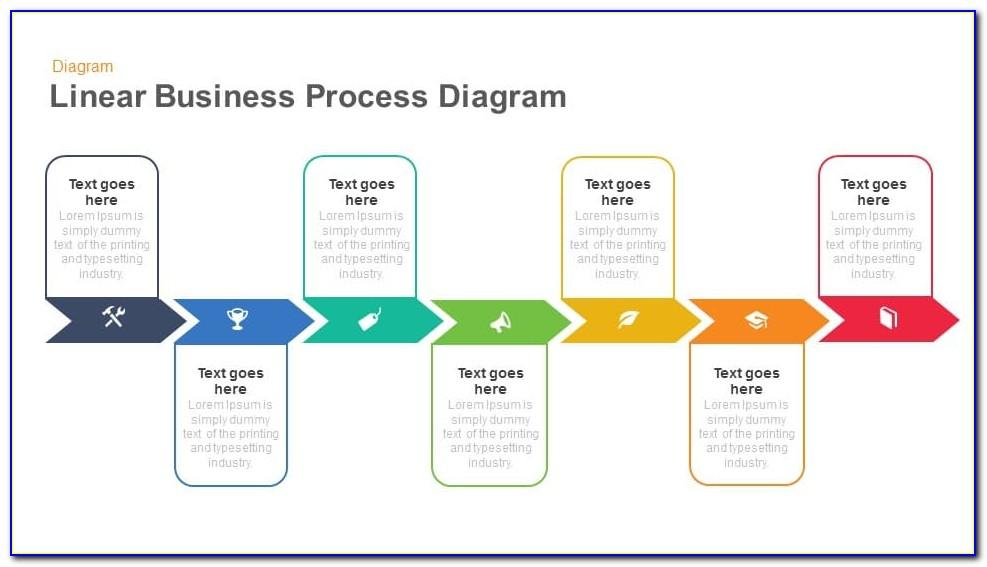 Free Process Flow Template Excel
