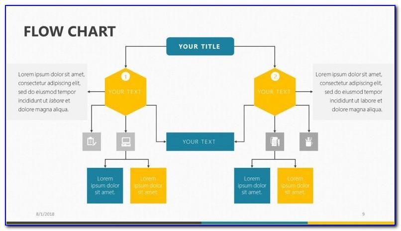 Free Process Flow Template Ppt
