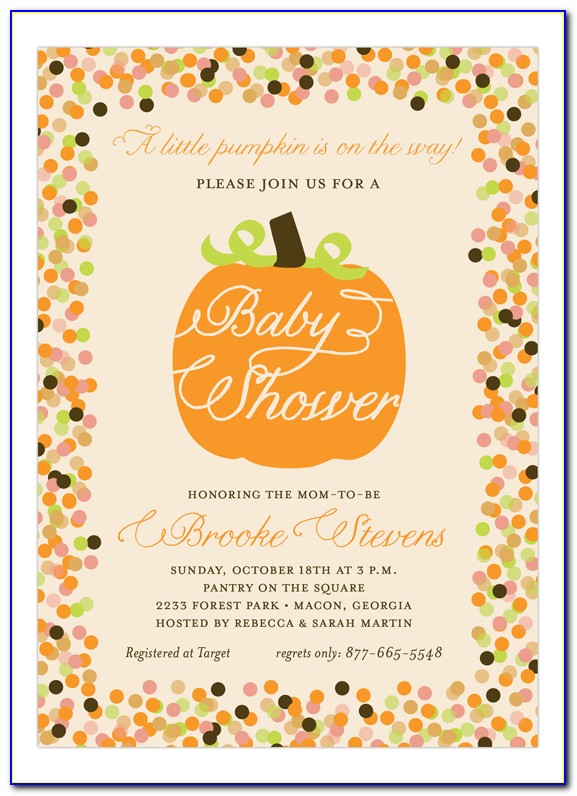 Free Pumpkin Carving Invitation Templates