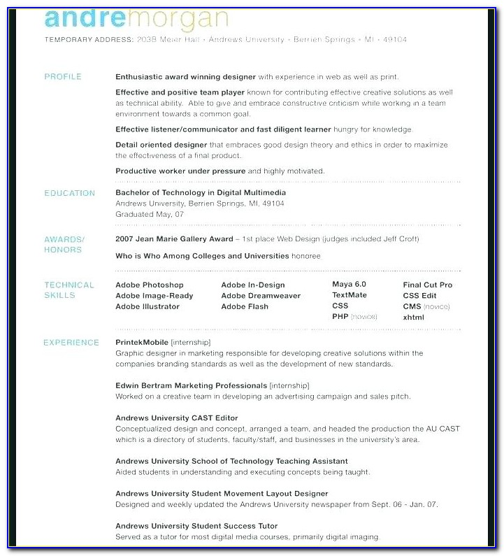 Free Resume Builder Sign In