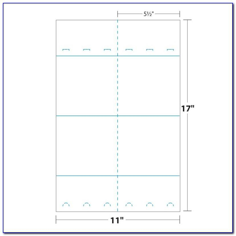 Free Table Tent Card Template