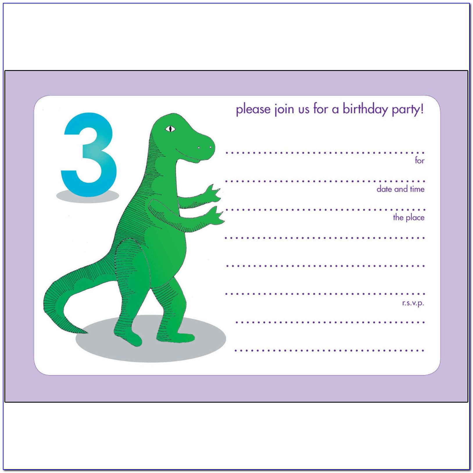 Free Template 60th Birthday Invitations