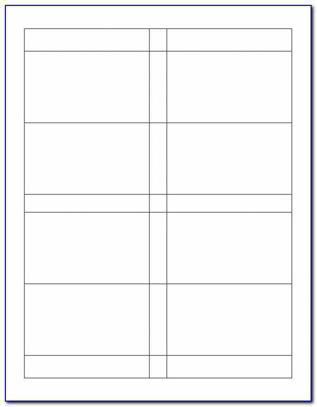 Free Template For Shipping Labels