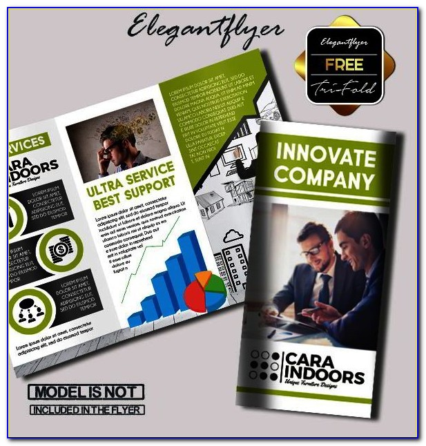 Free Tri Fold Brochure Templates For Publisher