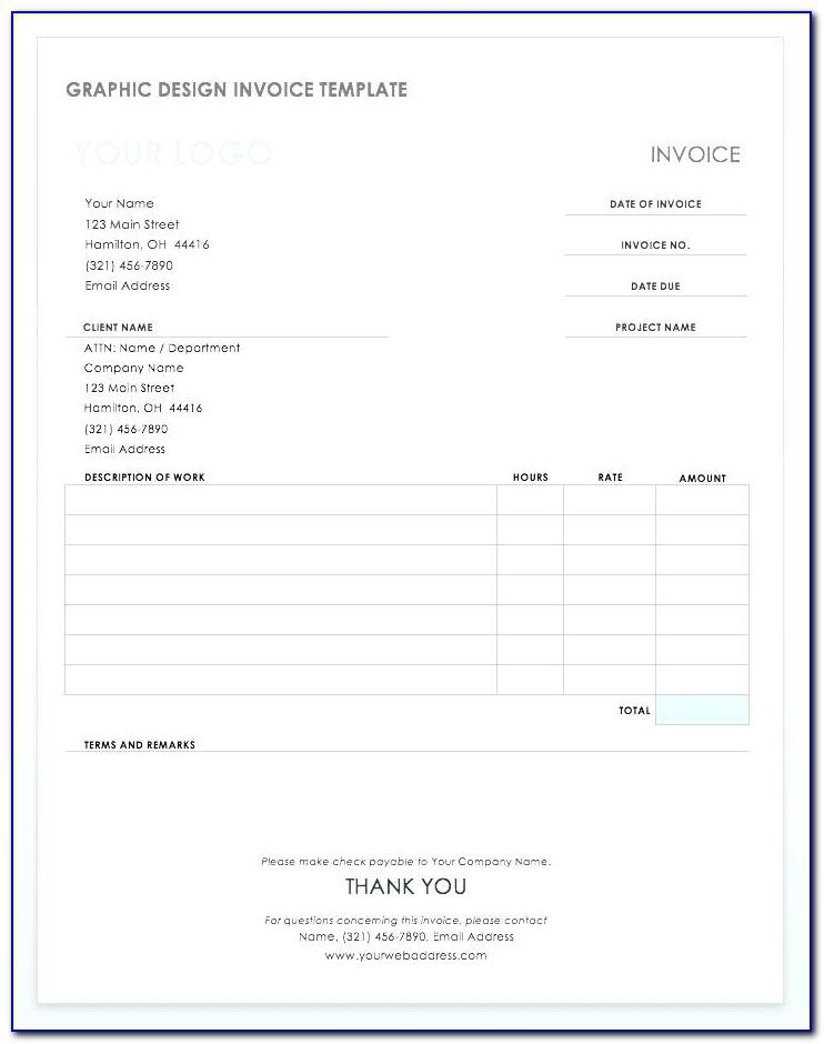 Freight Invoice Format In Gst