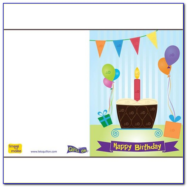 Funny Birthday Cards Templates Free Download