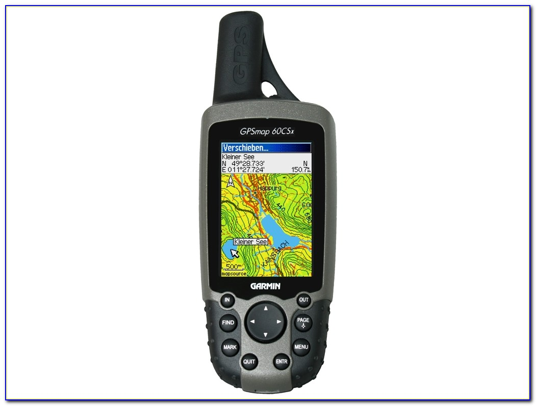 Garmin 60csx Map Update