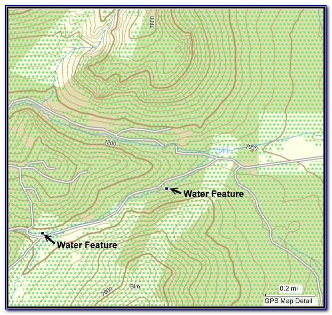 Garmin 62s Topographic Maps