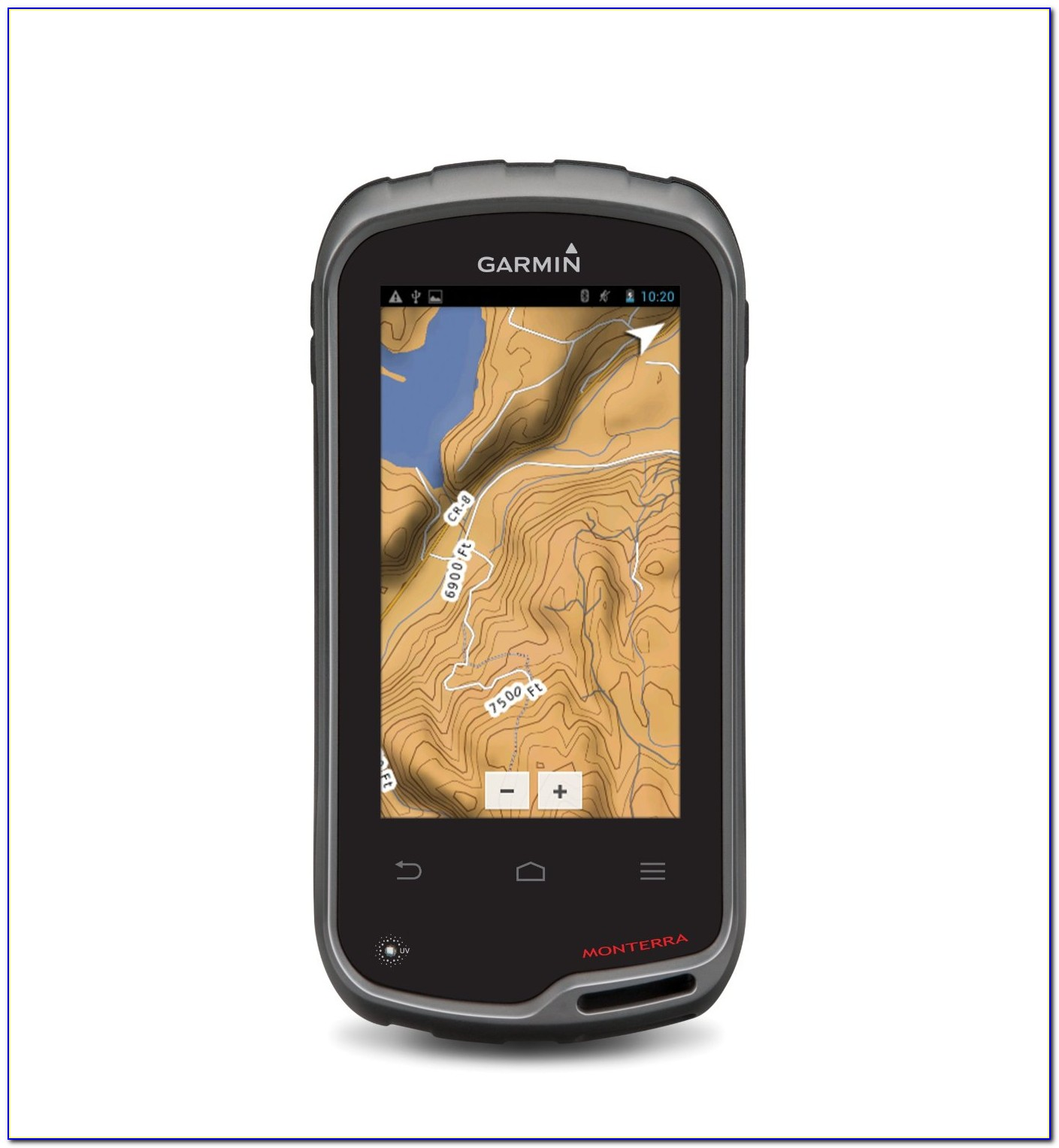 Garmin Auto Gps With Topographic Maps