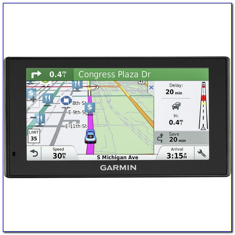 Garmin Drive 60lmt 6 Gps With Lifetime Map Updates And Lifetime Traffic Updates