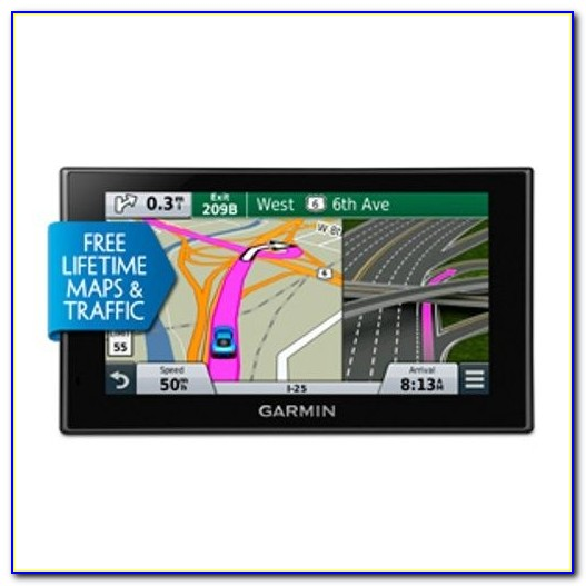 Garmin Drivesmart 51 Lmt S Gps With Lifetime Maps And Traffic
