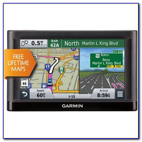 Garmin Gps With Free Lifetime Maps And Traffic Updates