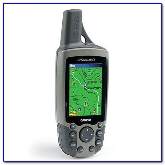 Garmin Gpsmap 60cs Maps