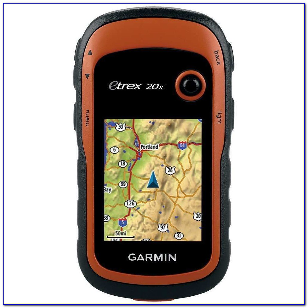 Handheld Gps With Topo Maps Luxury Garmin Etrex 20x│outdoor Handheld Gps Glonass│western Europe Topo