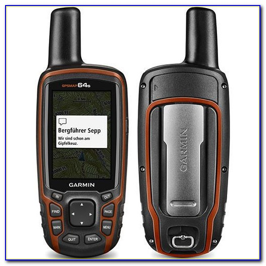 Garmin Gpsmap 64s Software
