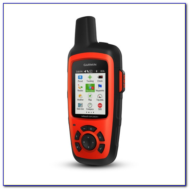 Garmin Inreach Explorer Add Maps