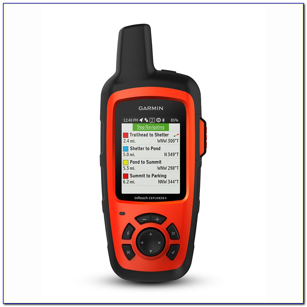 Garmin Inreach Explorer Download Maps