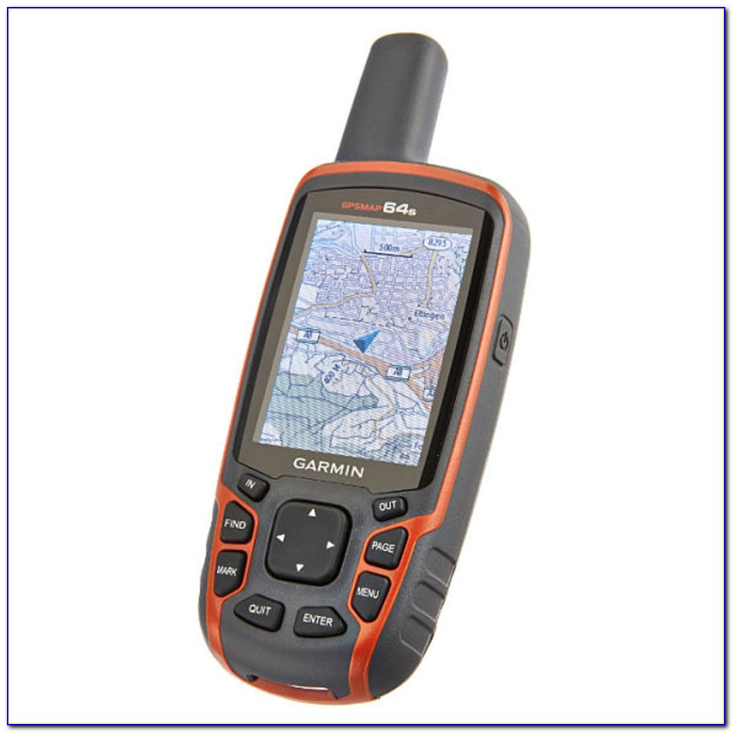Garmin Map 64s Vs 64st