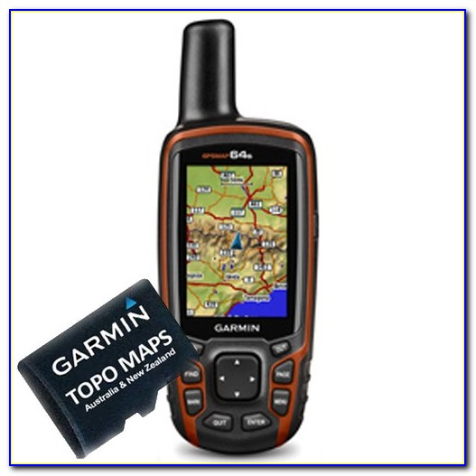 Garmin Map 64st