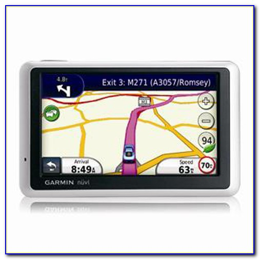 problems updating garmin nuvi maps