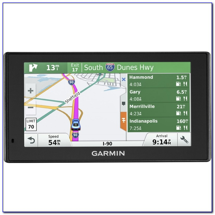 Garmin Nuvi With Bluetooth And Lifetime Maps