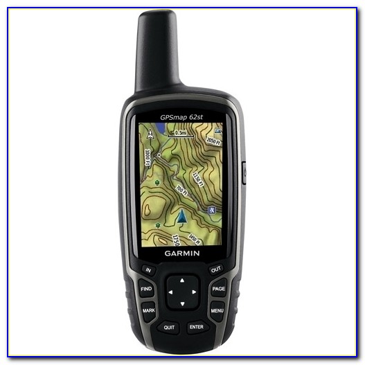 Garmin Rino 755t Handheld Gps With Frs Radio And Topo Maps