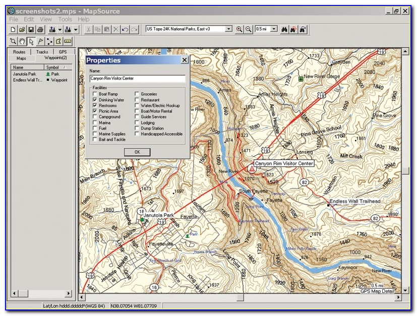 Garmin Topographic Maps Free