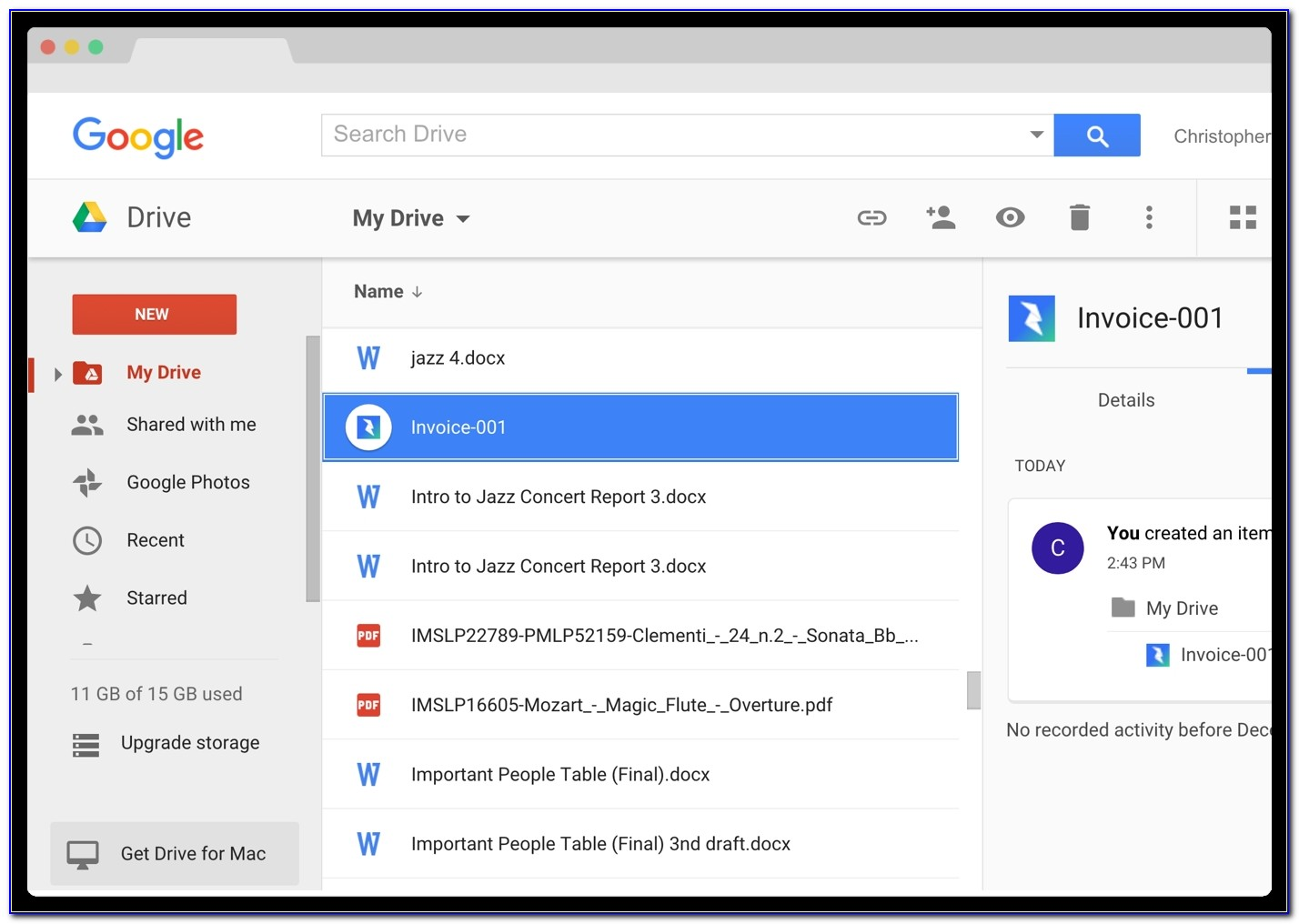 Google Apps For Work Has A New New Noteable App Zipbooks Google Apps Invoices