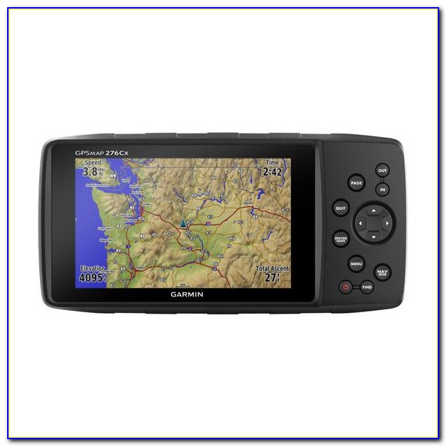 Gps Map Garmin 60csx