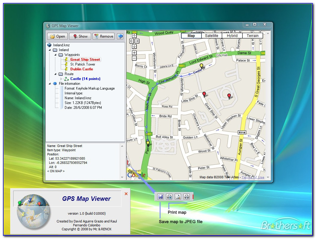 Gps Map Software Free Download