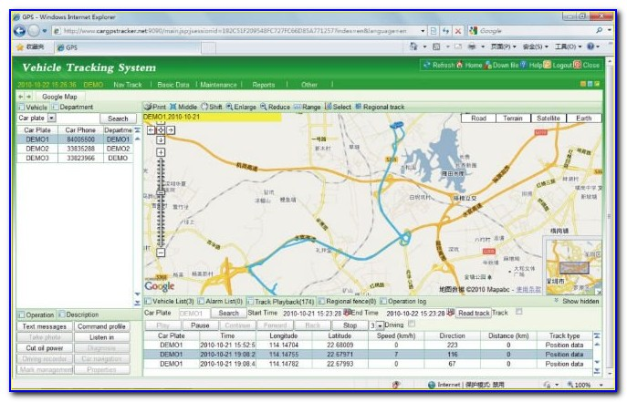 Gps Map Software Linux